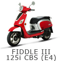 sym  FIDDLE III 125i CBS (E4)